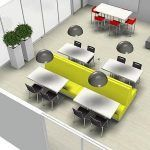 DeBerenn – Treinbank – Aura Cafe – 5