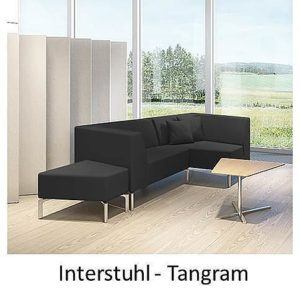 Interstuhl Tangram, Interstuhl, Tangram, Loungemeubilair, Loungemeubilair Interstuhl, Ontvangstmeubilair, tangram loungemeubels