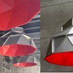 Dark Apollo Hanglamp Geometrische vorm driehoek 3a