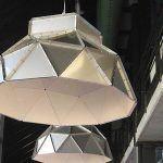 Dark Apollo Hanglamp Geometrische vorm driehoek 6