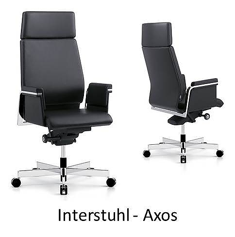 WKS-kantoorinrichting interstuhl axos 364A