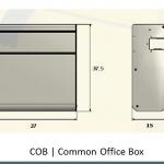 DriVK COB & POB, Drivk opbergsysteem, opbergsysteem drivk, verplaatsbaar ladenblok, creatief ladenblok, Trolley ladenblok 6