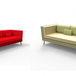 FP Collection LL Bank, LL fauteuil, ll wachtbank kees marcelis ssst collectie, kees marcelis bank, kees marcelis 5