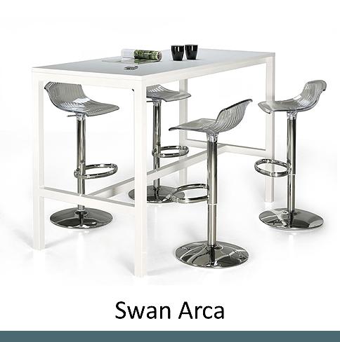 swan arca, swan products arca, arca bartafel, arca vergadertafel
