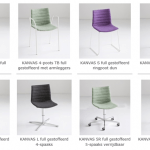 swan products kanvas chair kanvas stoel kanvas swan 2