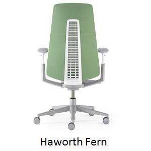 Bureaustoel Haowrth Fern